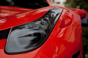 458 Italia at Italy in Motion, Coral Gables Museum